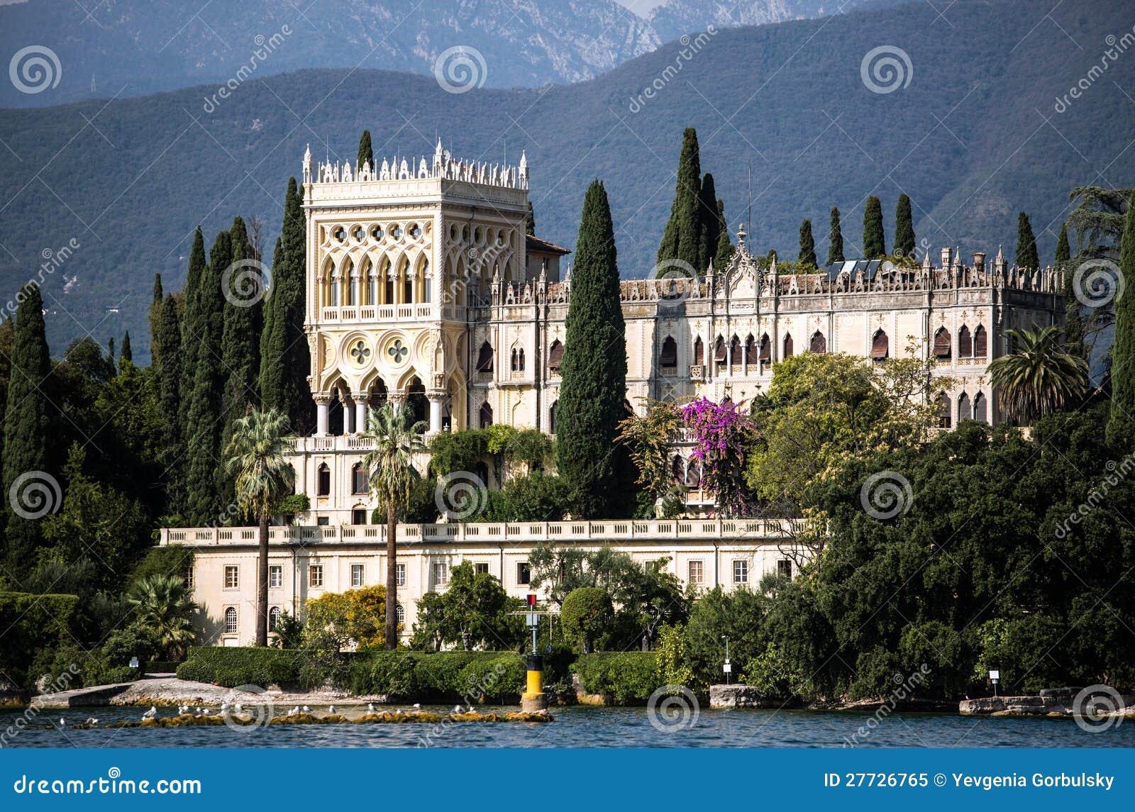 Villa au lac Garda