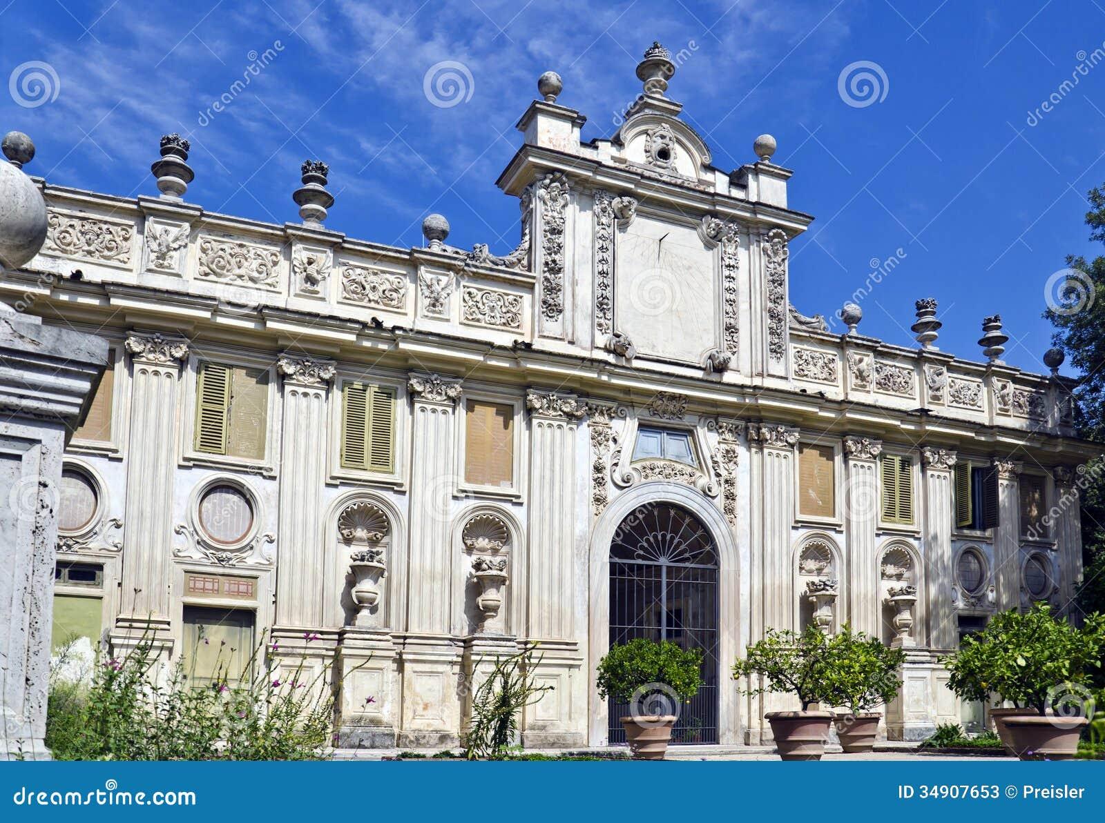 Villa Borghese Stock Photos Image 34907653