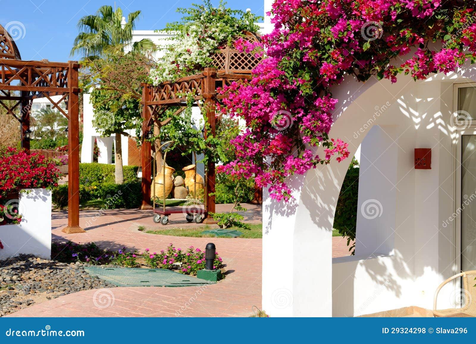 Villa decoration at the luxury hotel royalty free stock photos image 29324298 - Villa decoratie ...