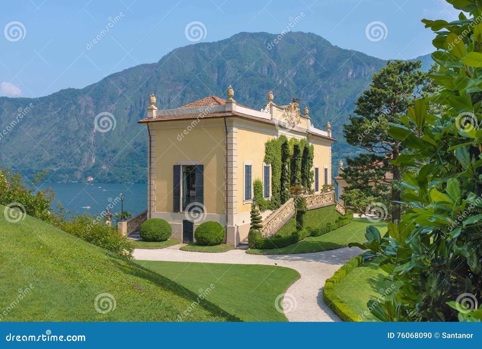 The Villa del Balbianello
