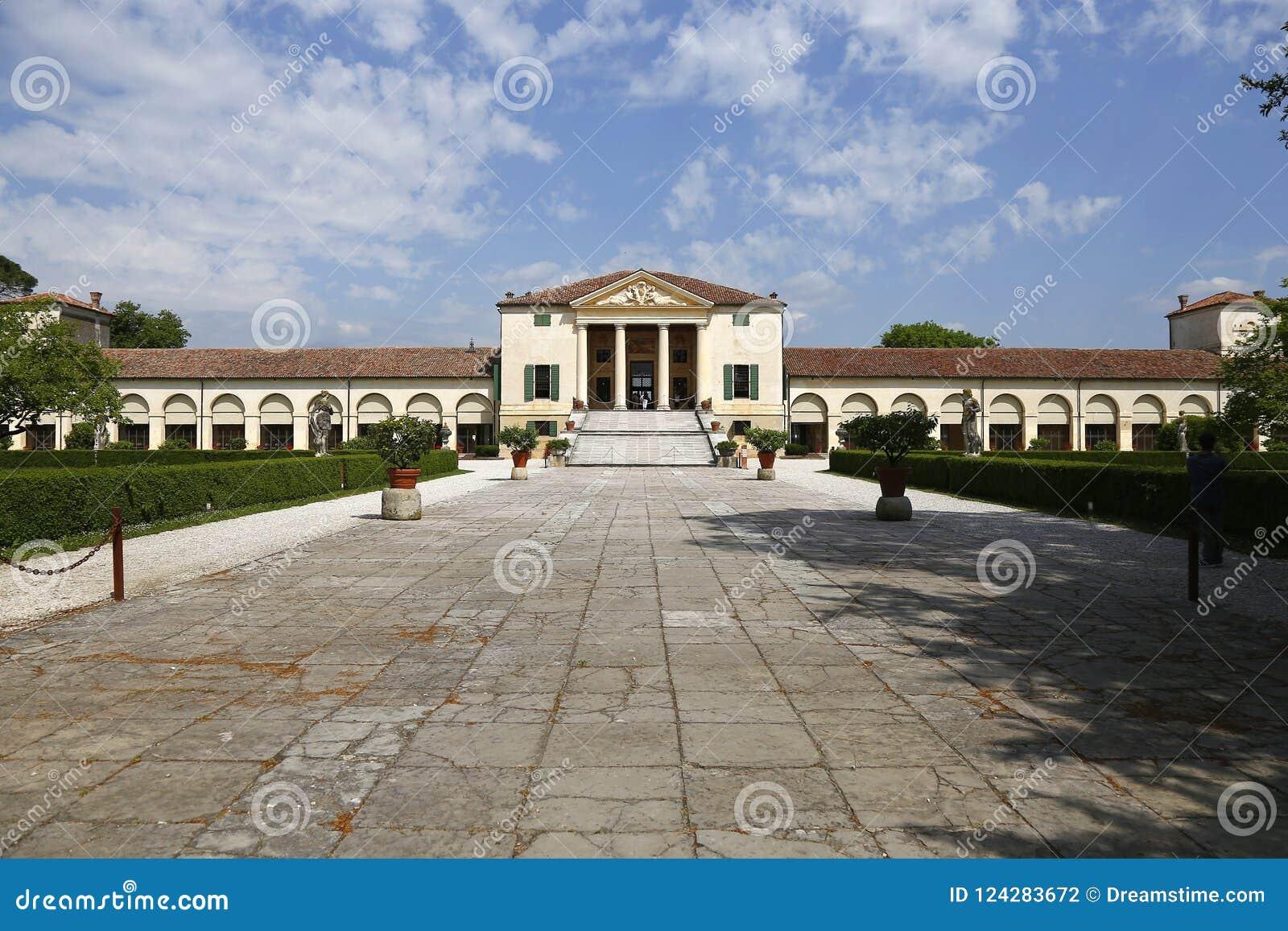Villa Emo in Italy