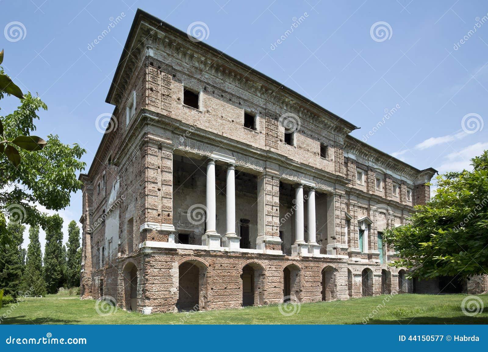 Villa favorita mantova all 39 italia immagine stock for Villa la favorita mantova matrimonio