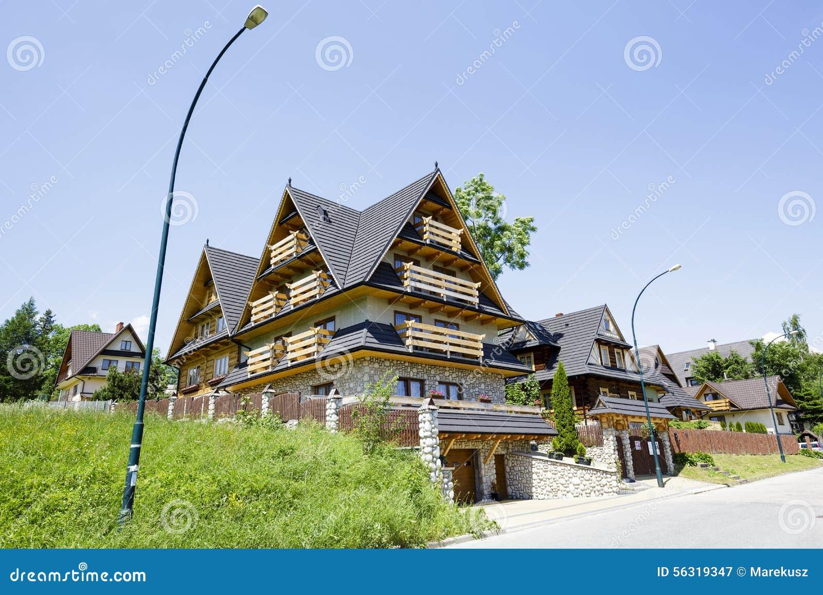Villa genoemd U Sabalow in Zakopane