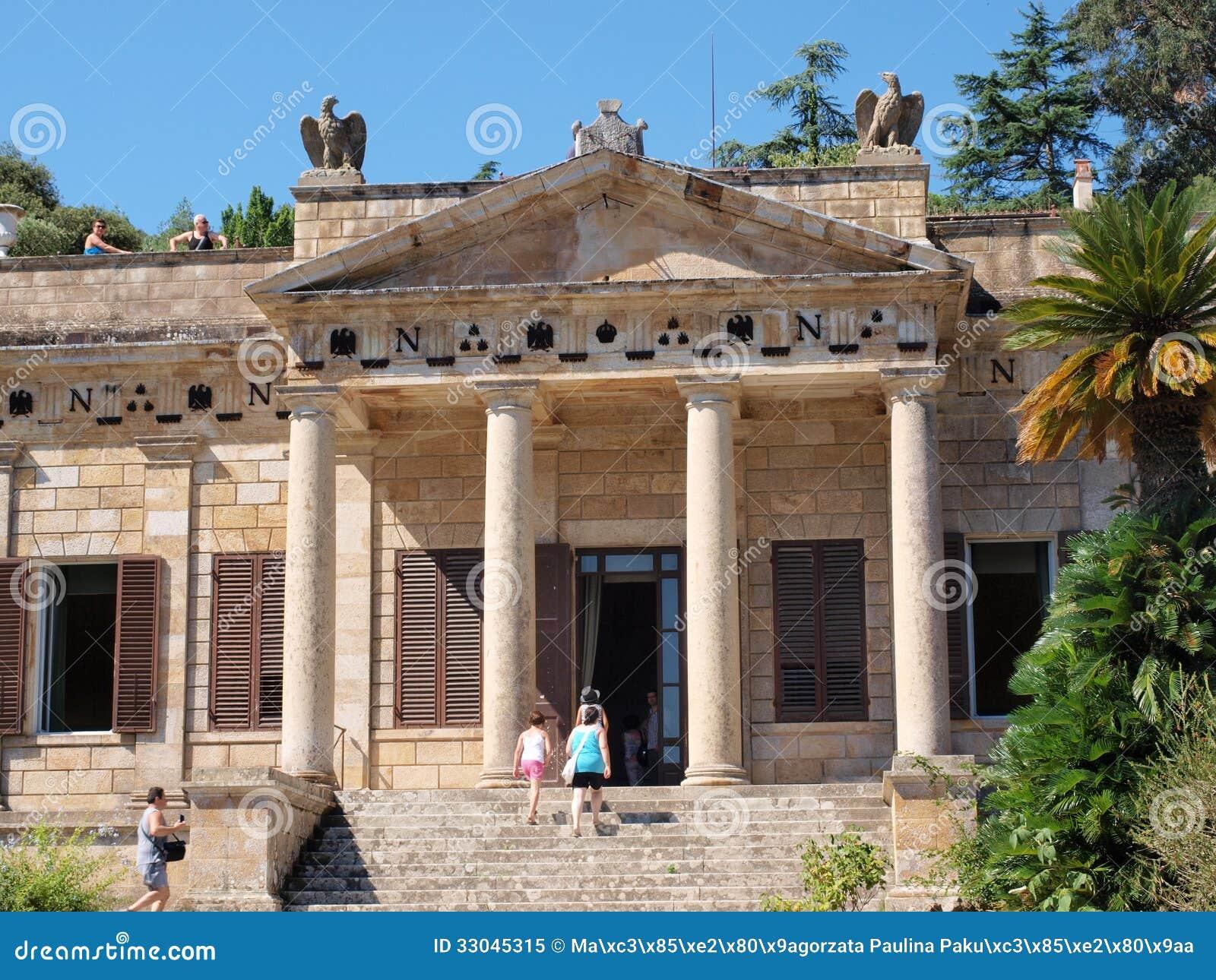 villa san martino san martino elba italy visiting napoleon bonapartes private house his exile isle 33045315
