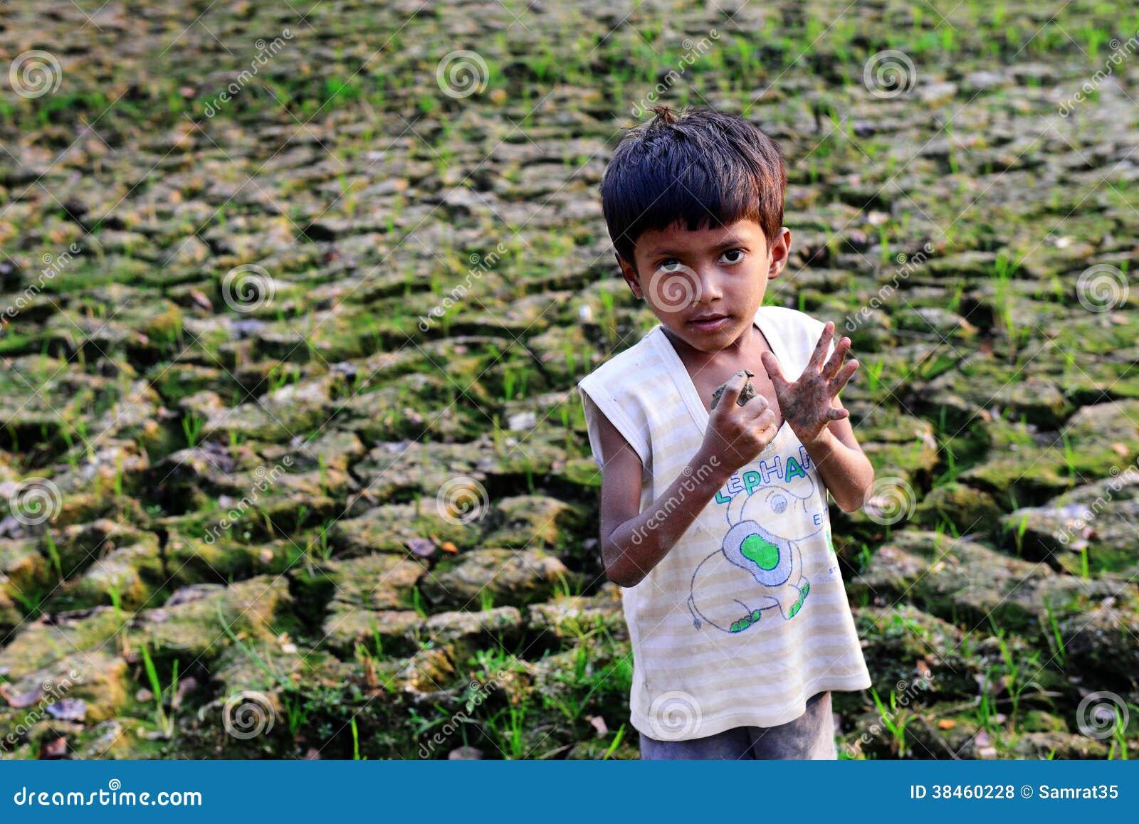 Village Boy Editorial Stock Photo Image 38460228