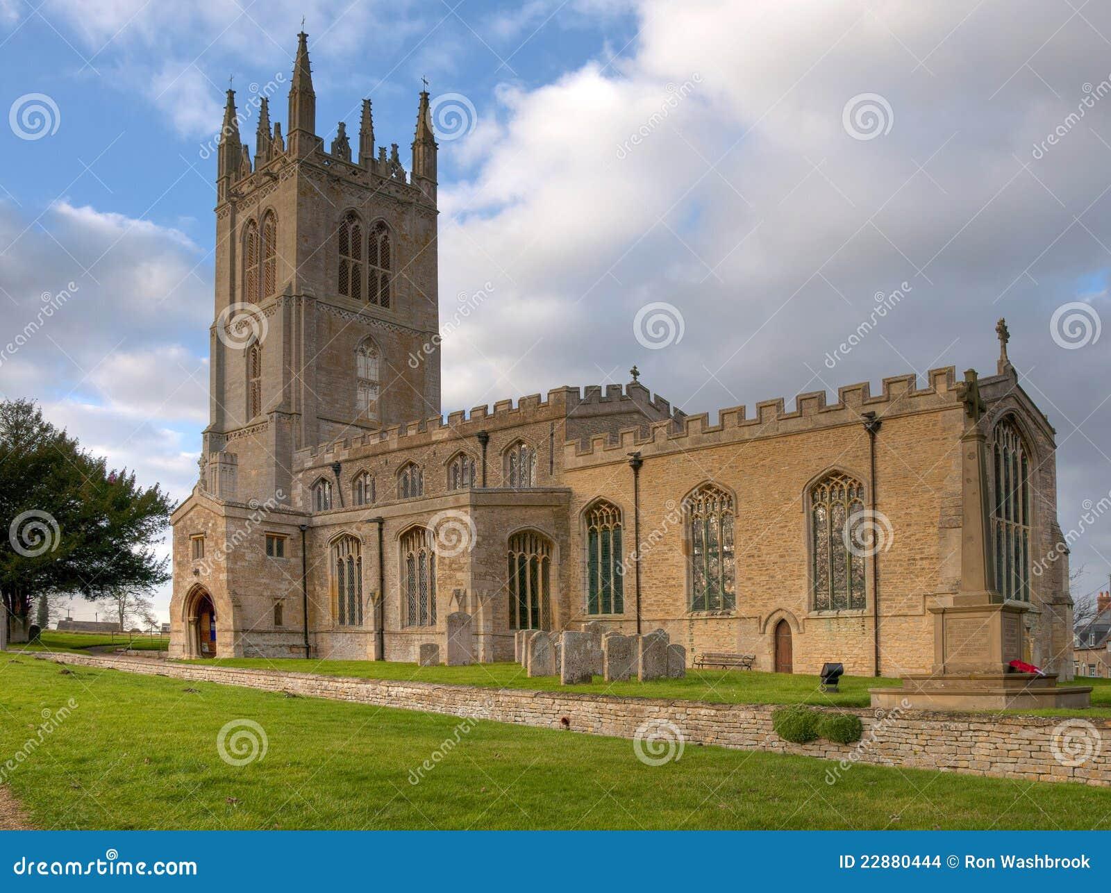 Village Church England