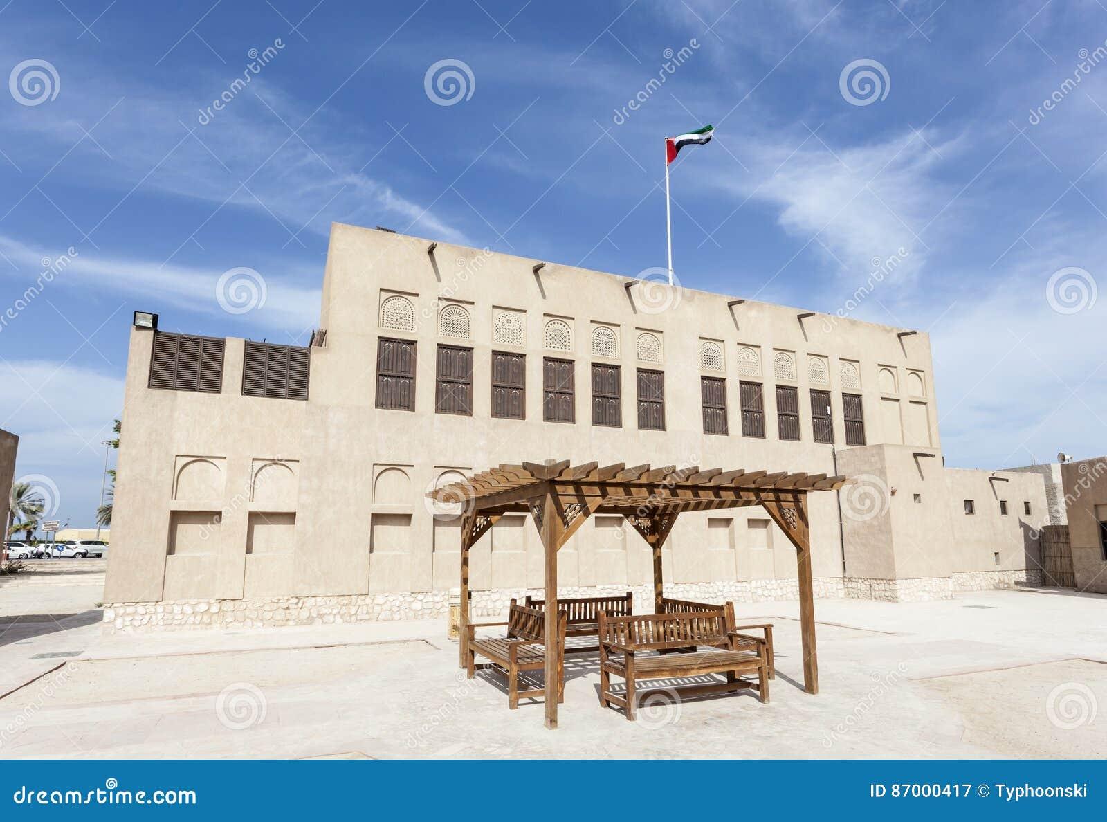 Village d héritage de Dubaï