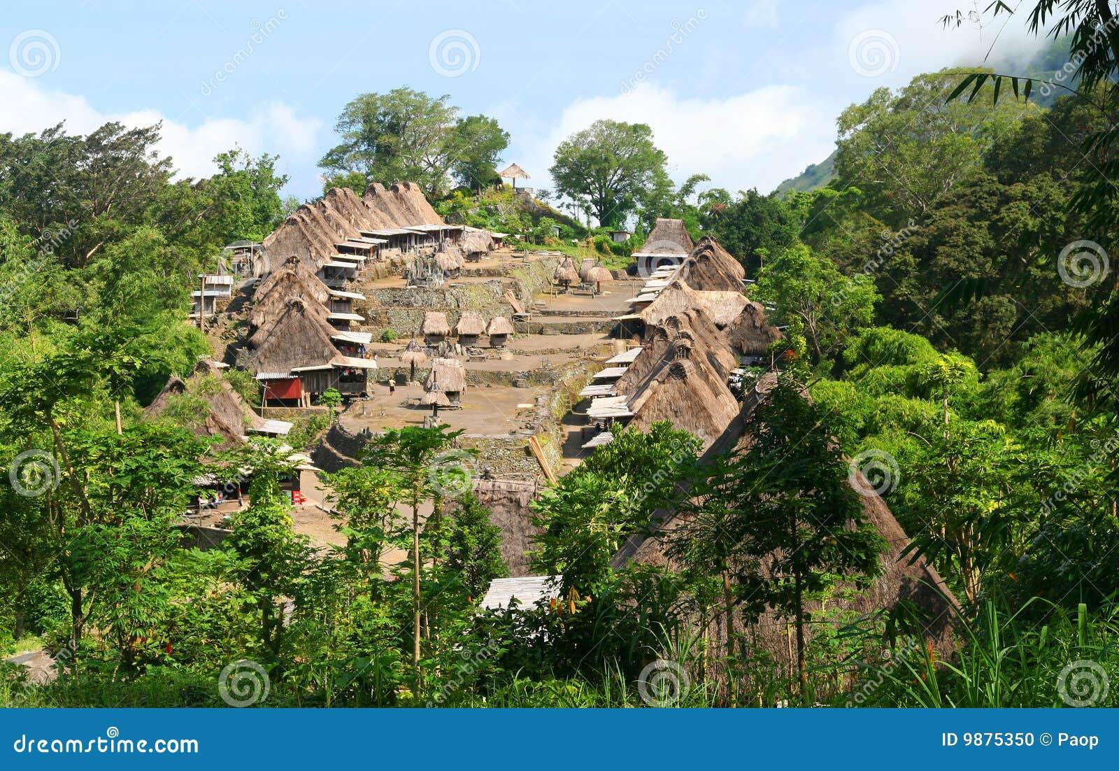 Village de bena