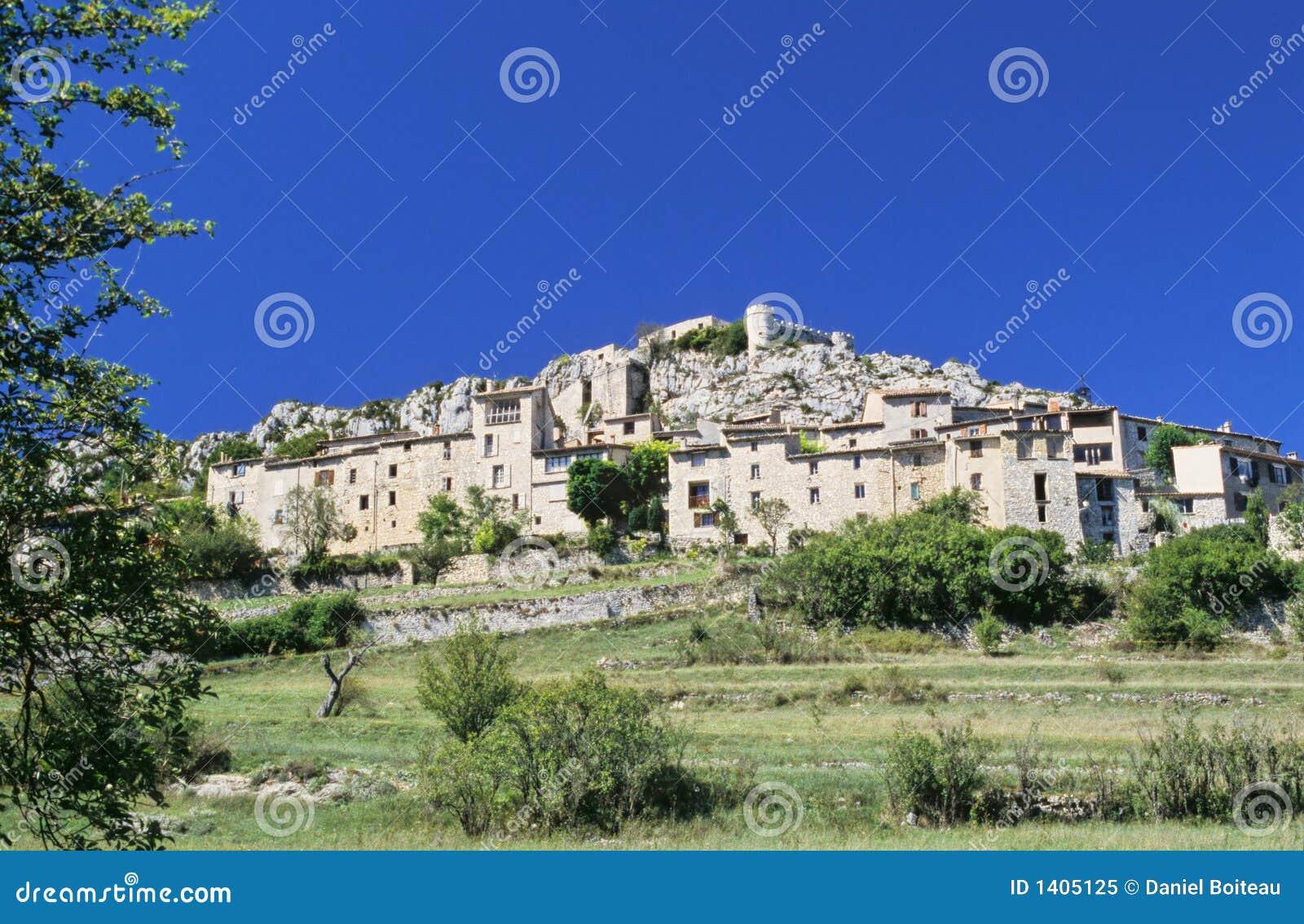 Village de la Provence