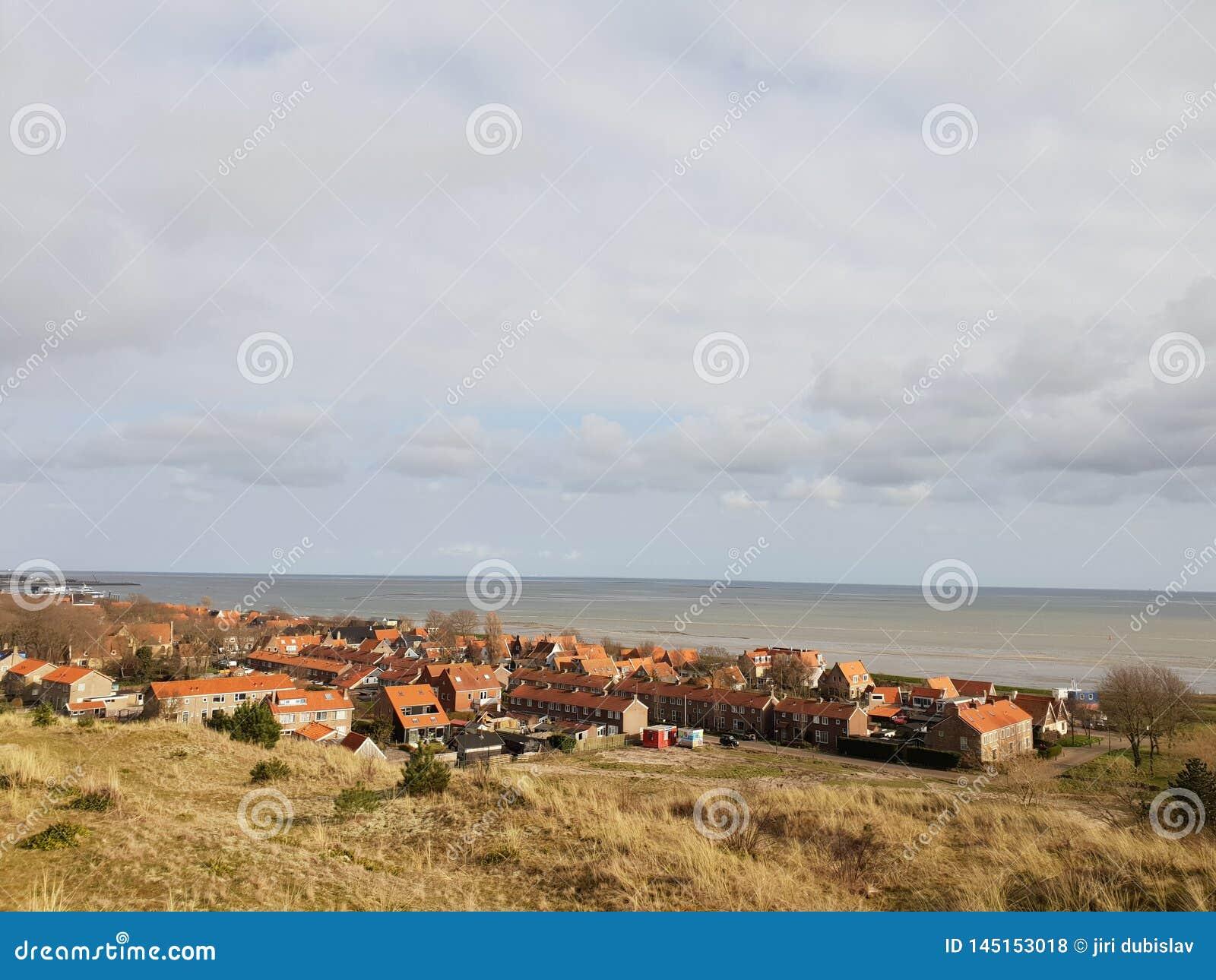 Village de mer