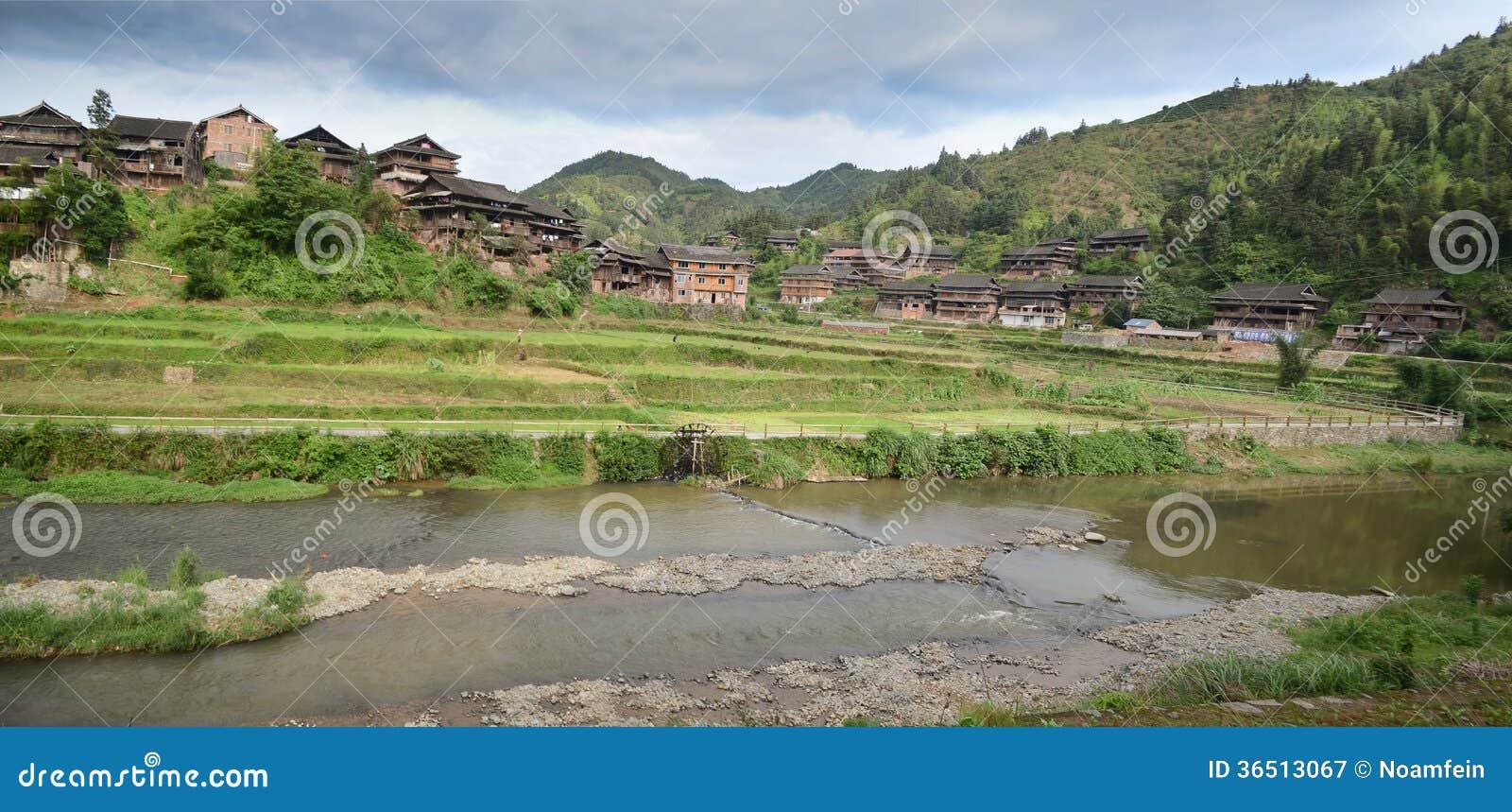 Village de minorité de Chengyang