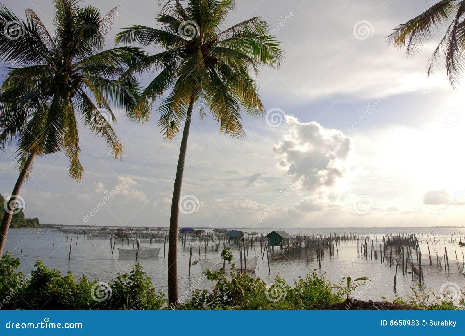 Village de pêcheur