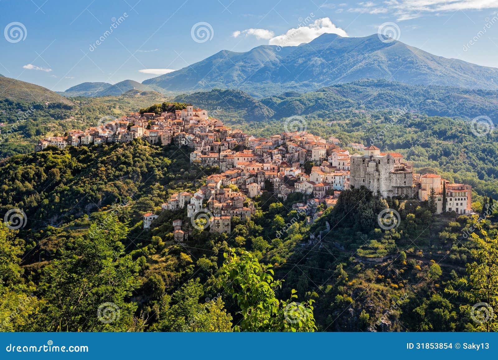 Village de Rivello