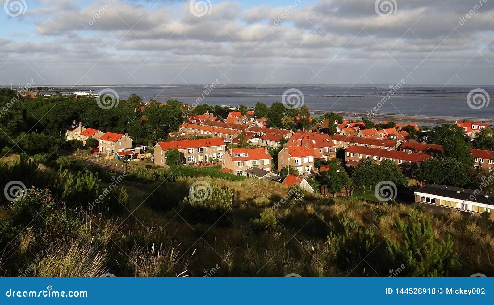 Village de Vlieland