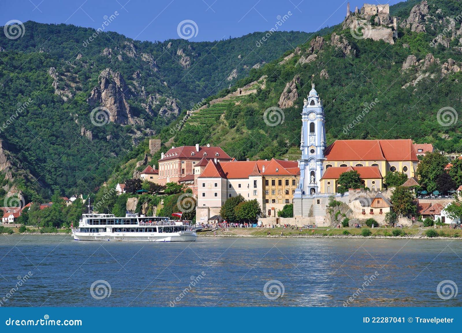 The village of duernstein