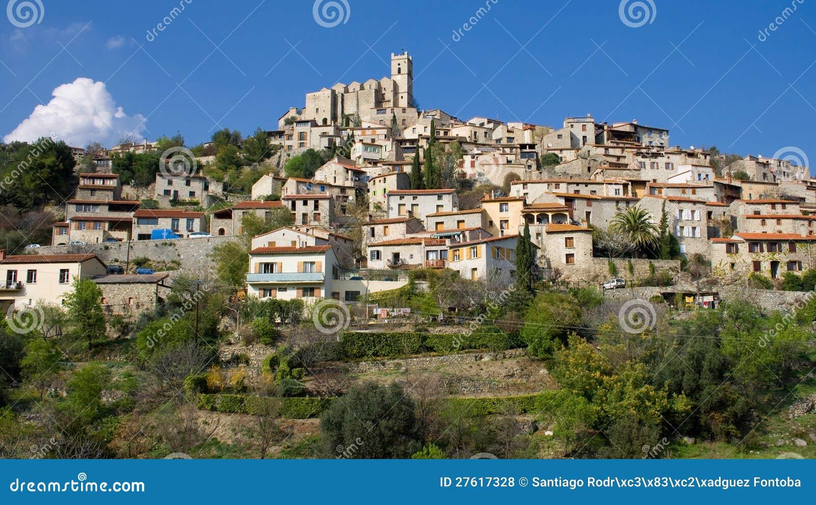 Village of Eus