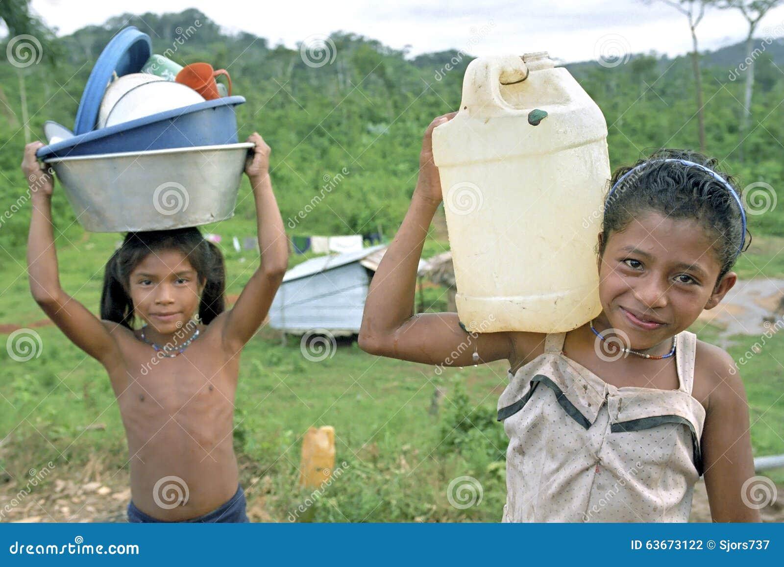 nude indians village girls