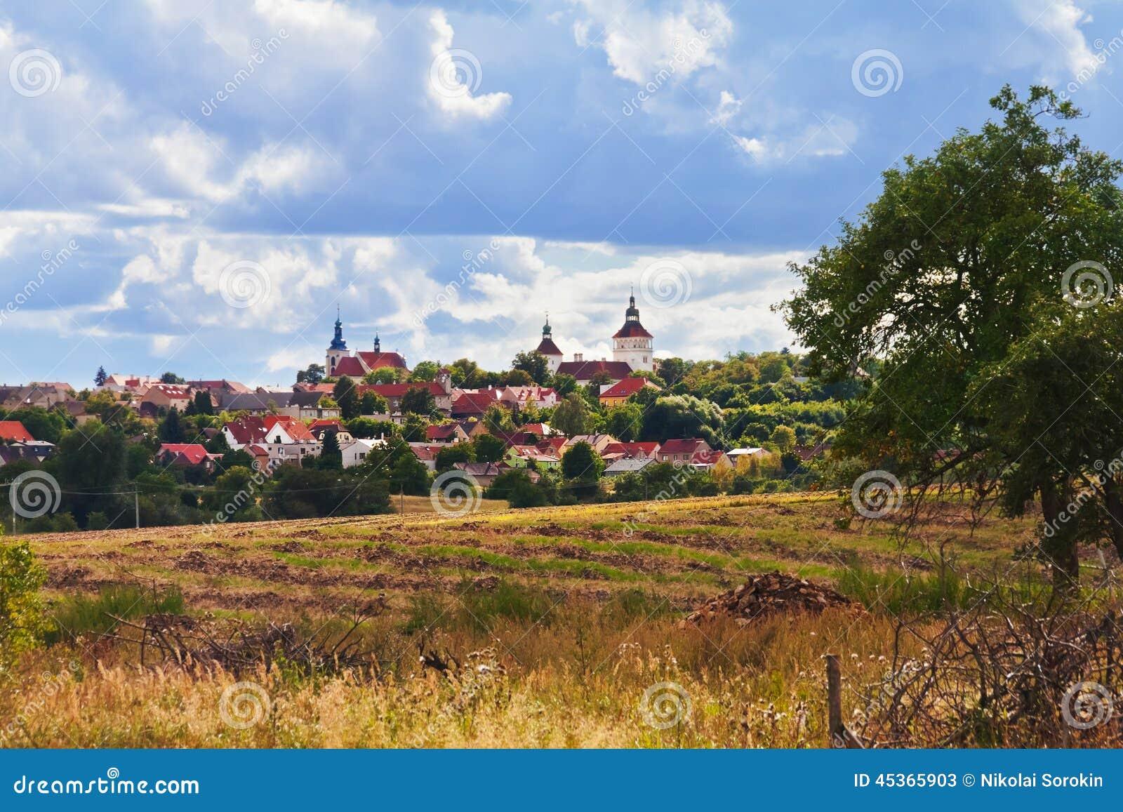 Village Smecno - République Tchèque