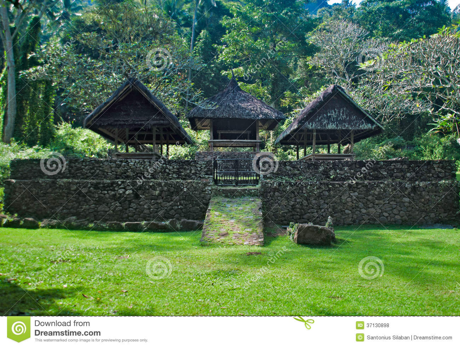 Villaggio Bali di Tenganan