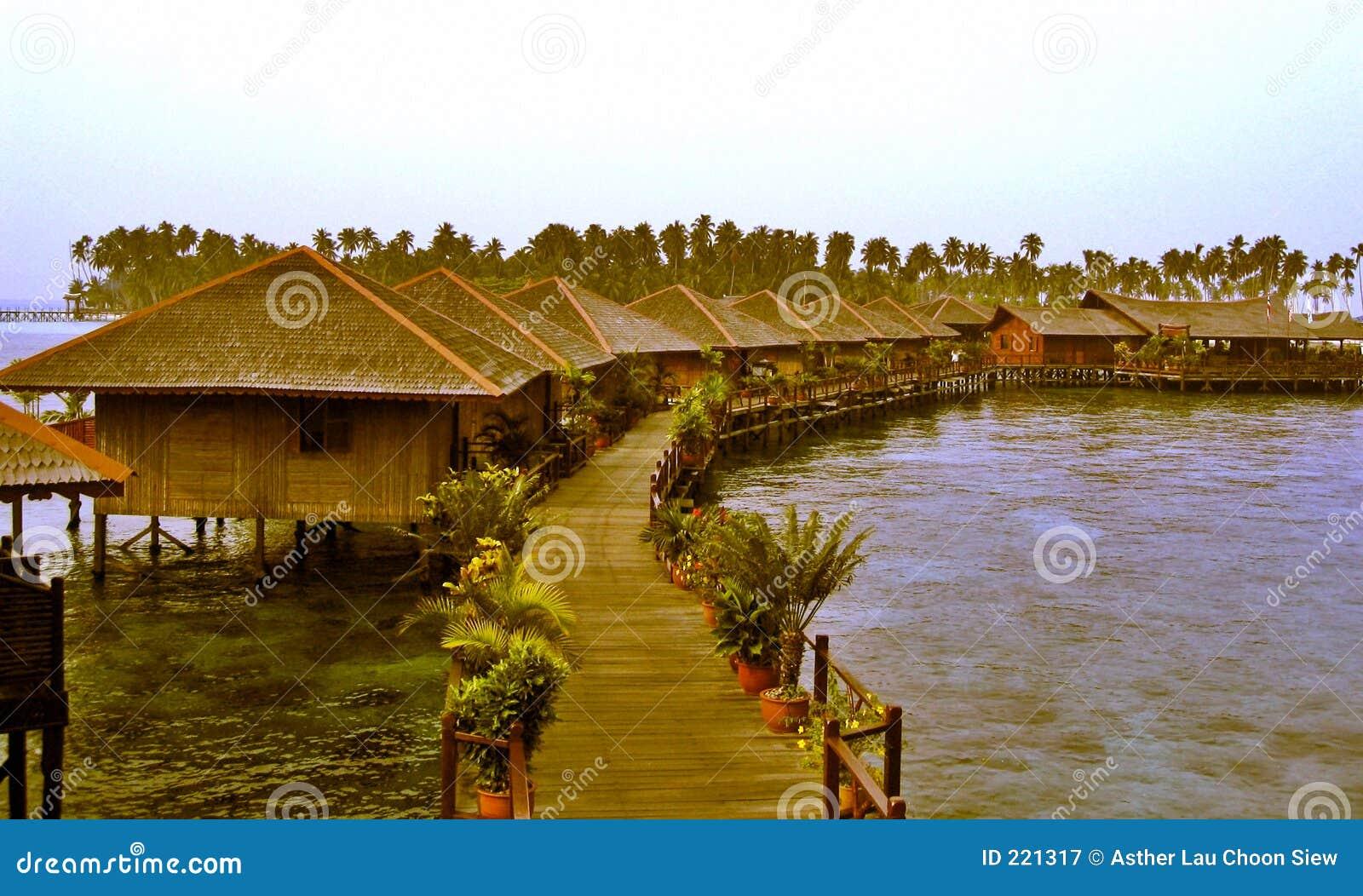 Villaggio dell acqua