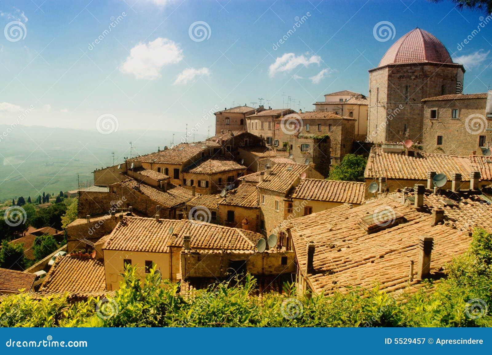 Villaggio della Toscana