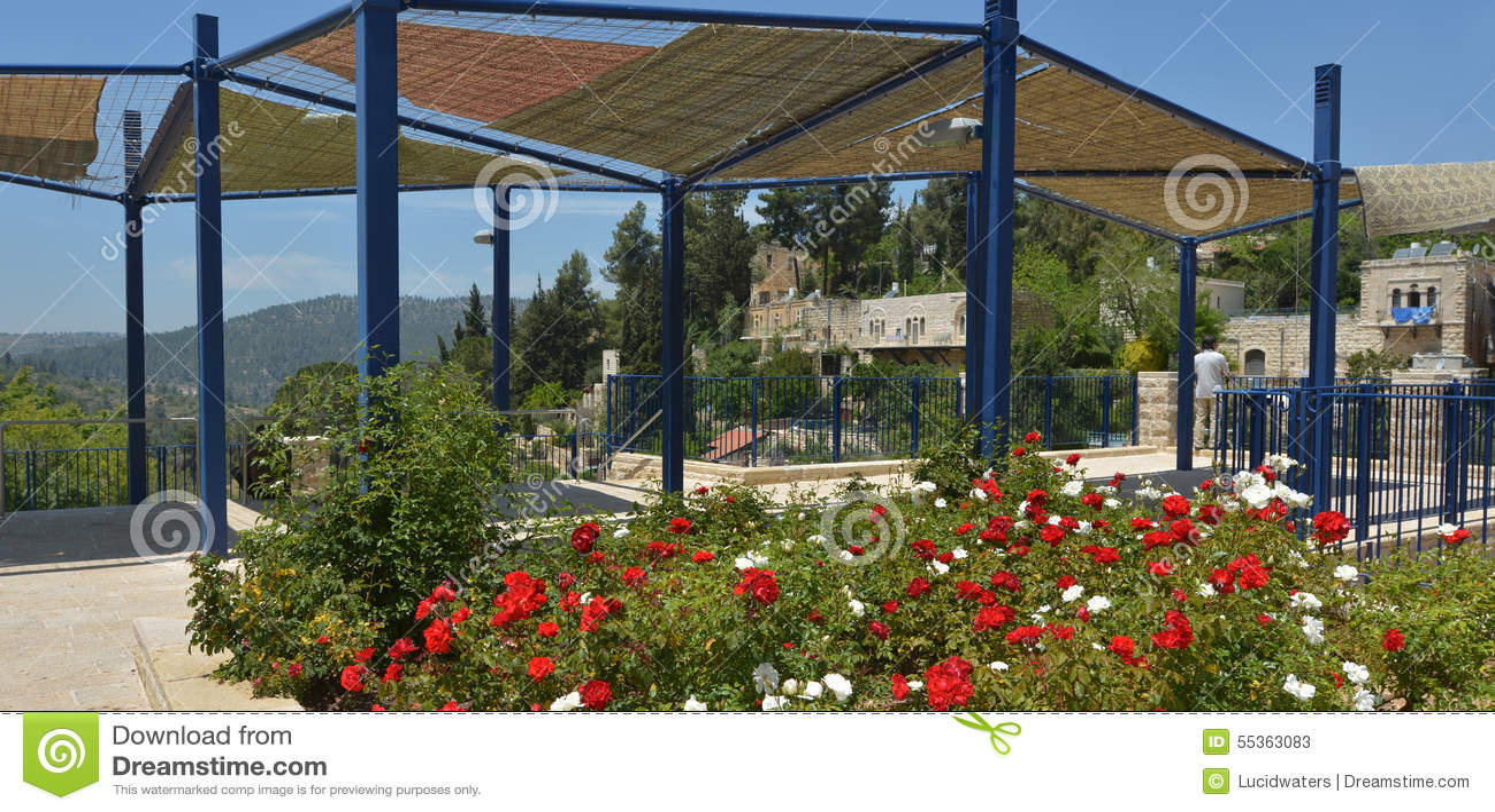 Villaggio di Ein Kerem a Gerusalemme - Israele