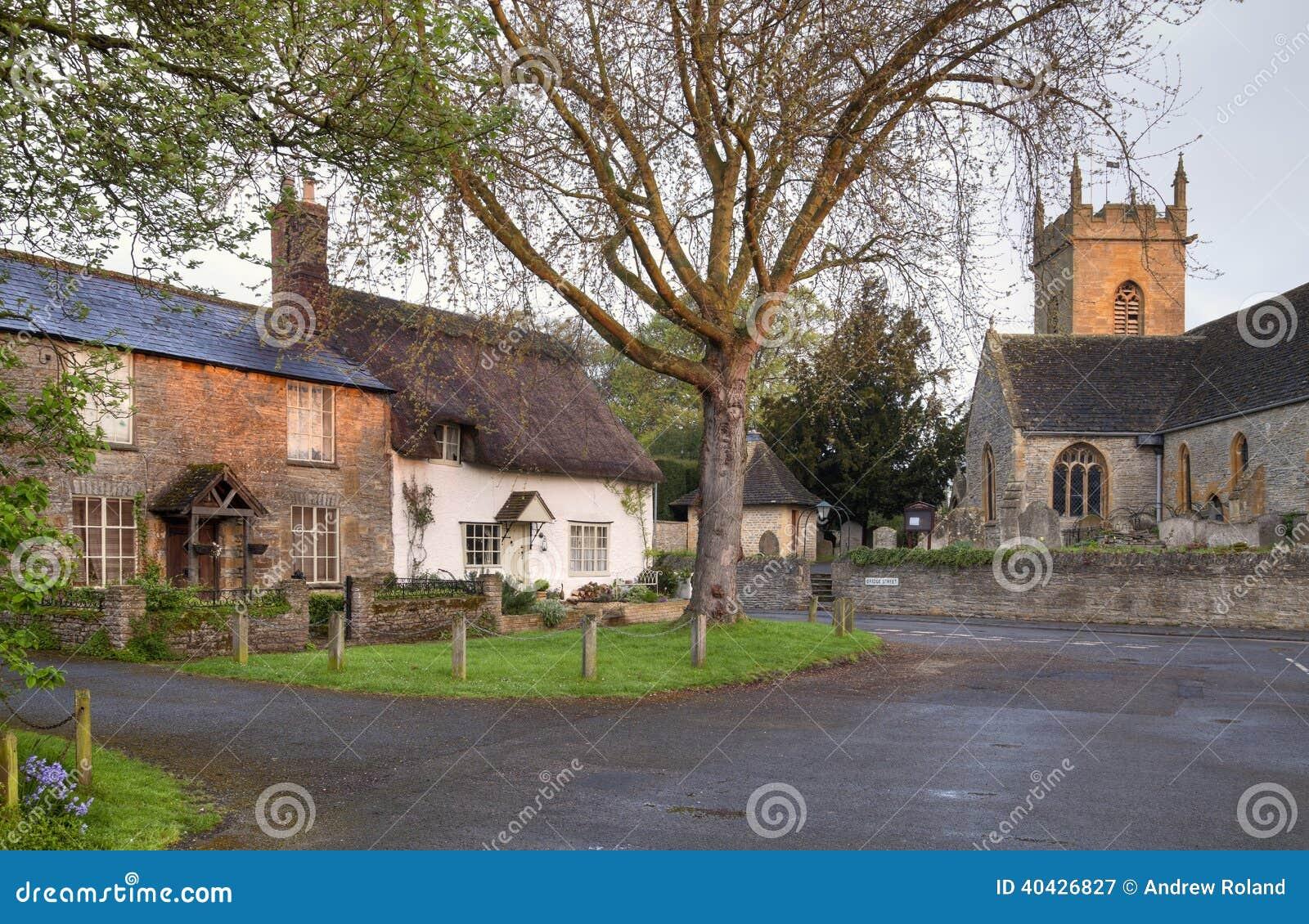 Villaggio di Worcestershire