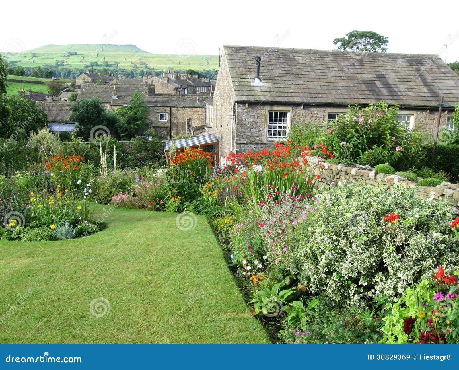 Villaggio di Yorkshire