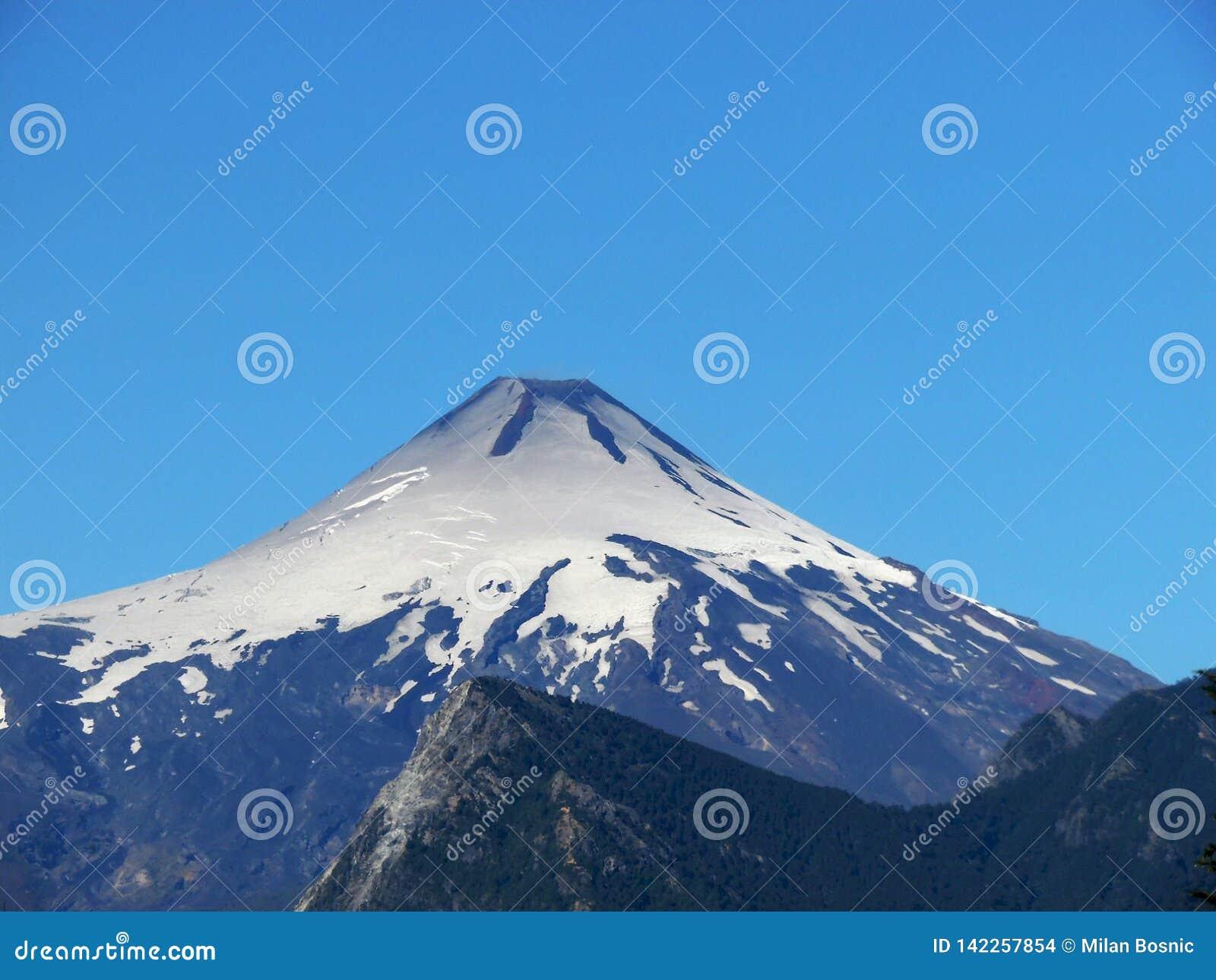 Villarica wulkan