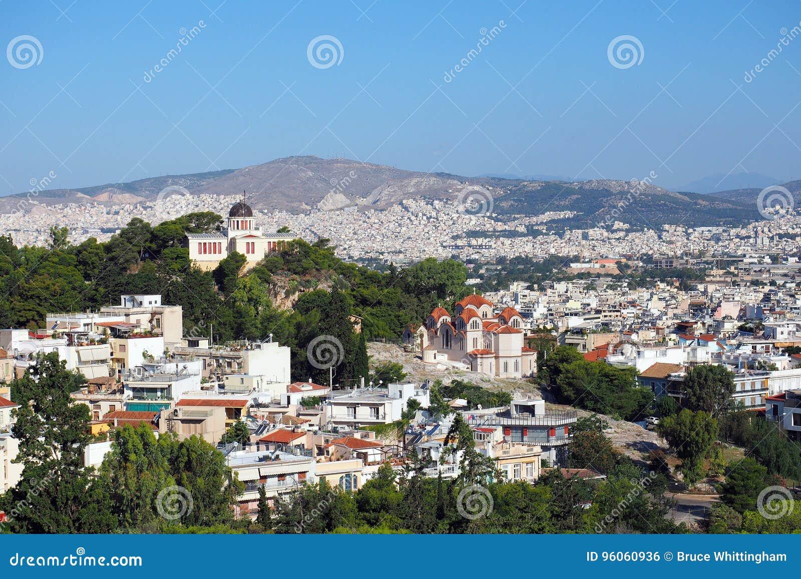 Ville d Athènes, églises orthodoxes, Grèce