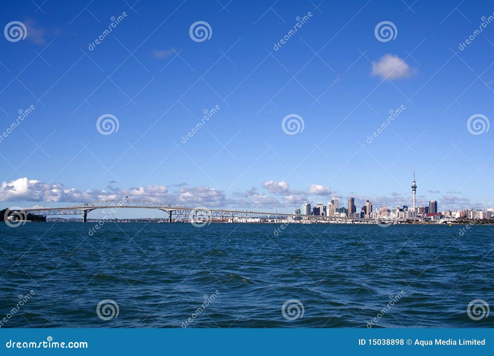 Ville d Auckland, Nouvelle Zélande par Day 2