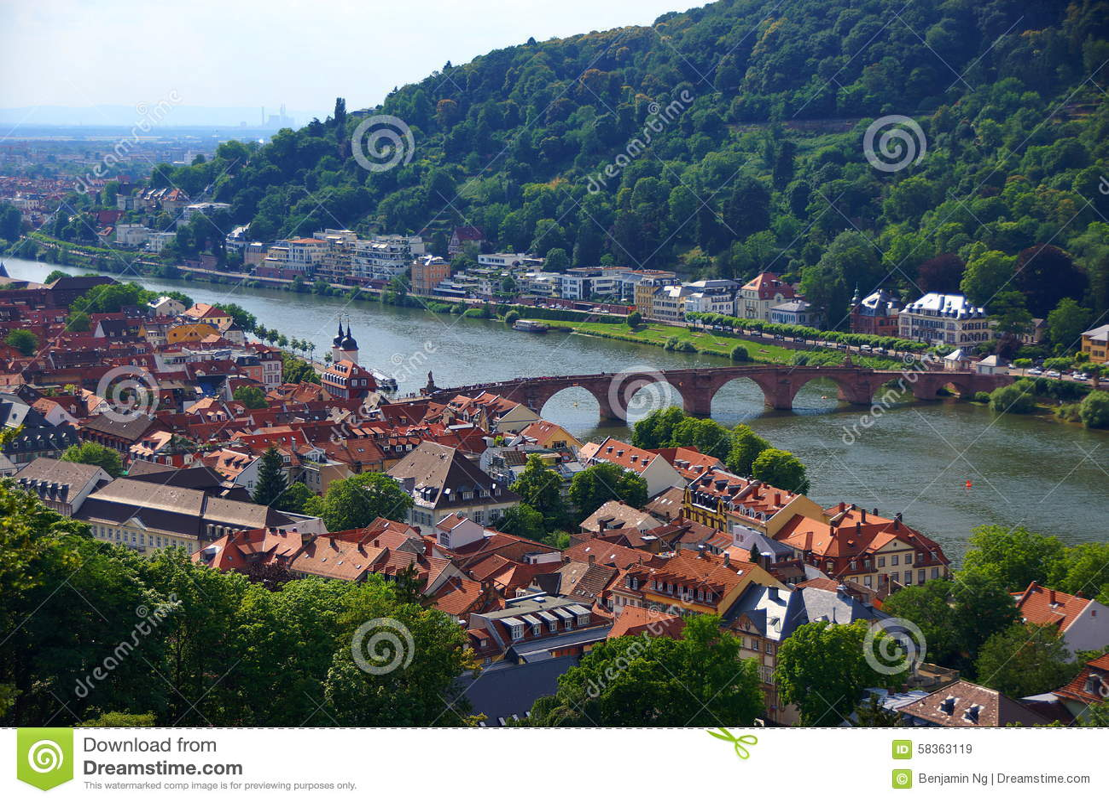 Ville d Heidelberg