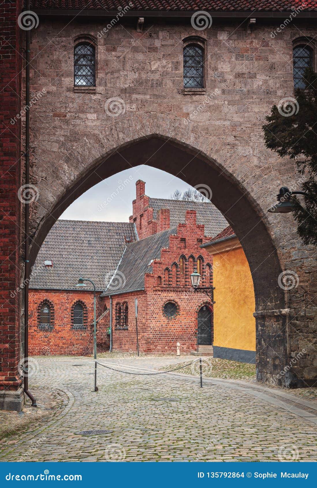 Ville Danemark de Roskilde