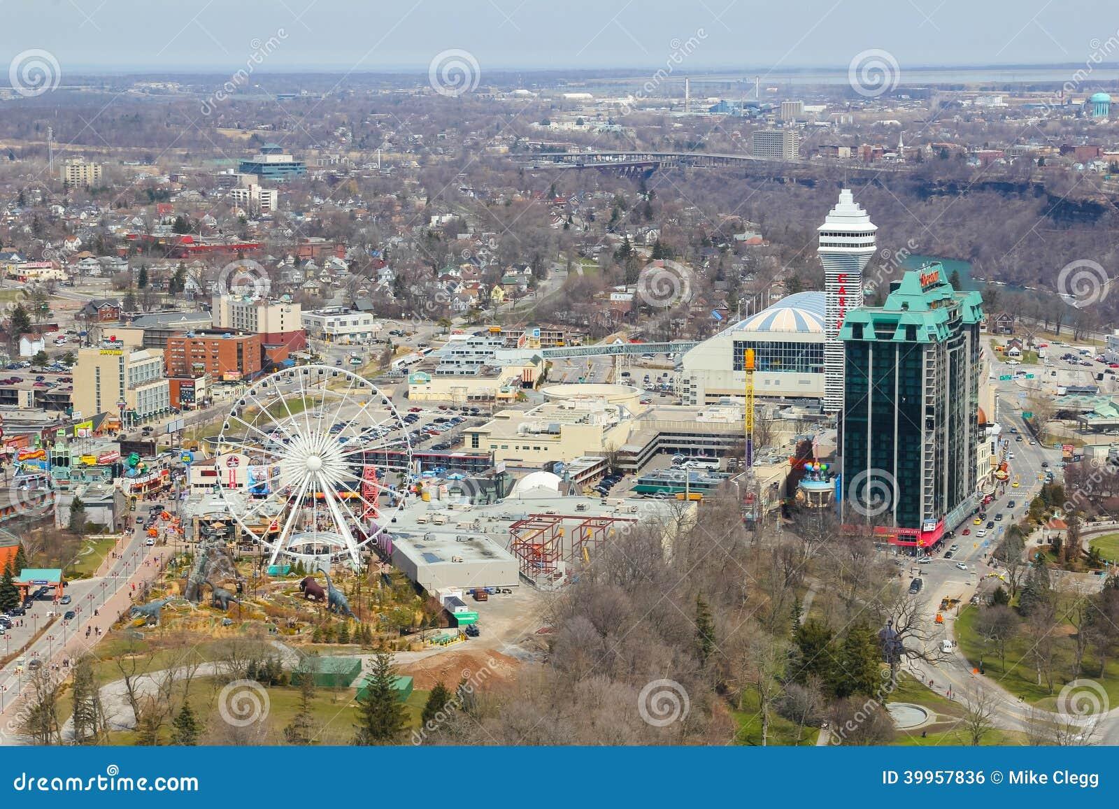 Niagara Falls Hotels DoubleTree Fallsview by Hilton