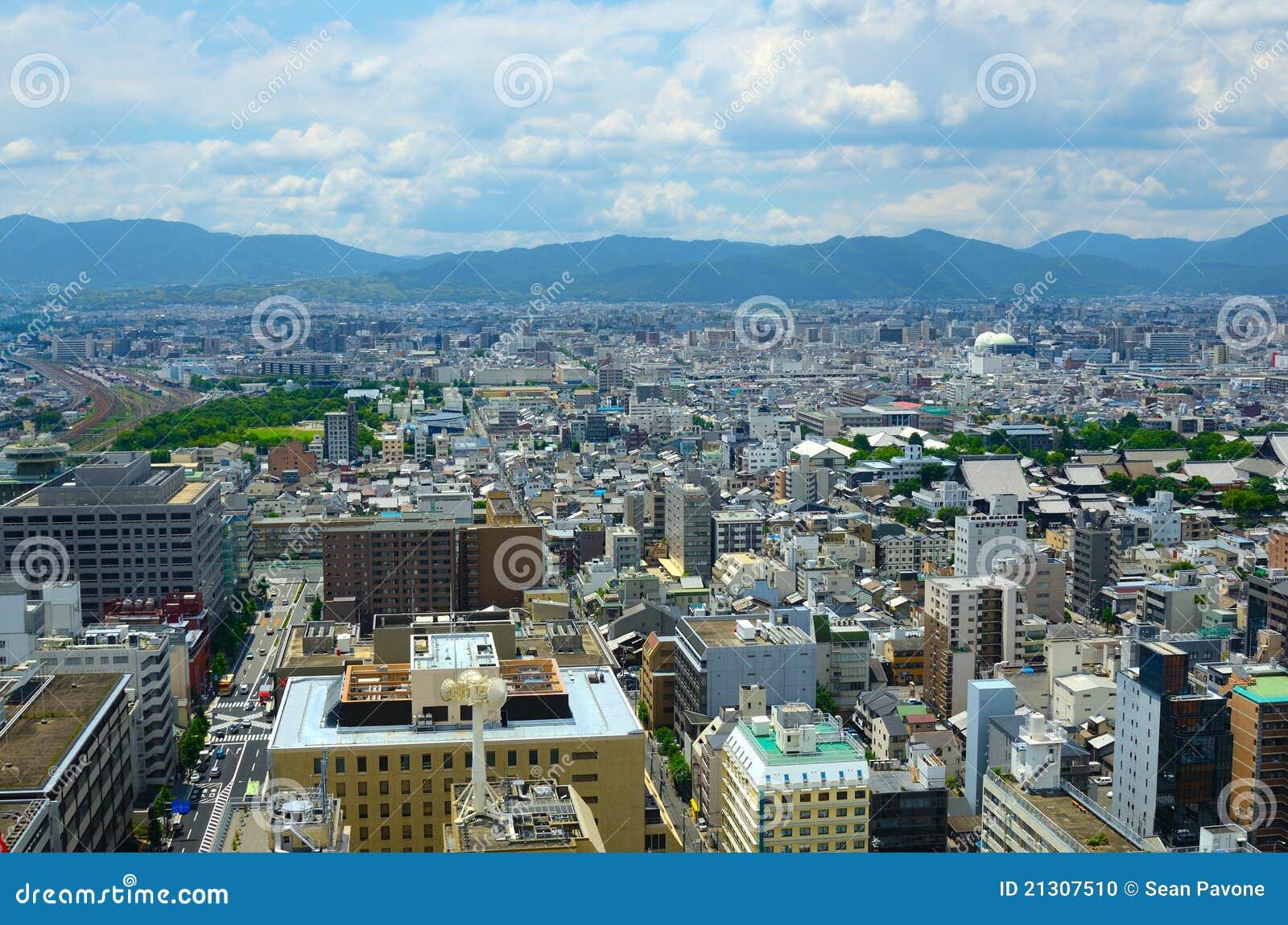 ville historique de kyoto