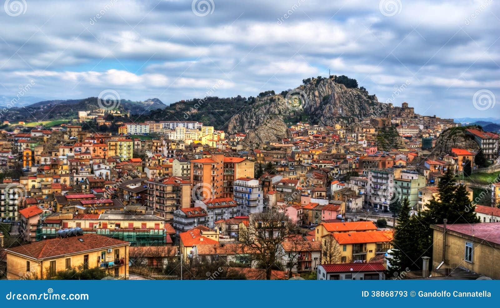 Ville de nicosie dans le hdr la sicile italie photo stock image 38868793 - Dimension de la sicile ...