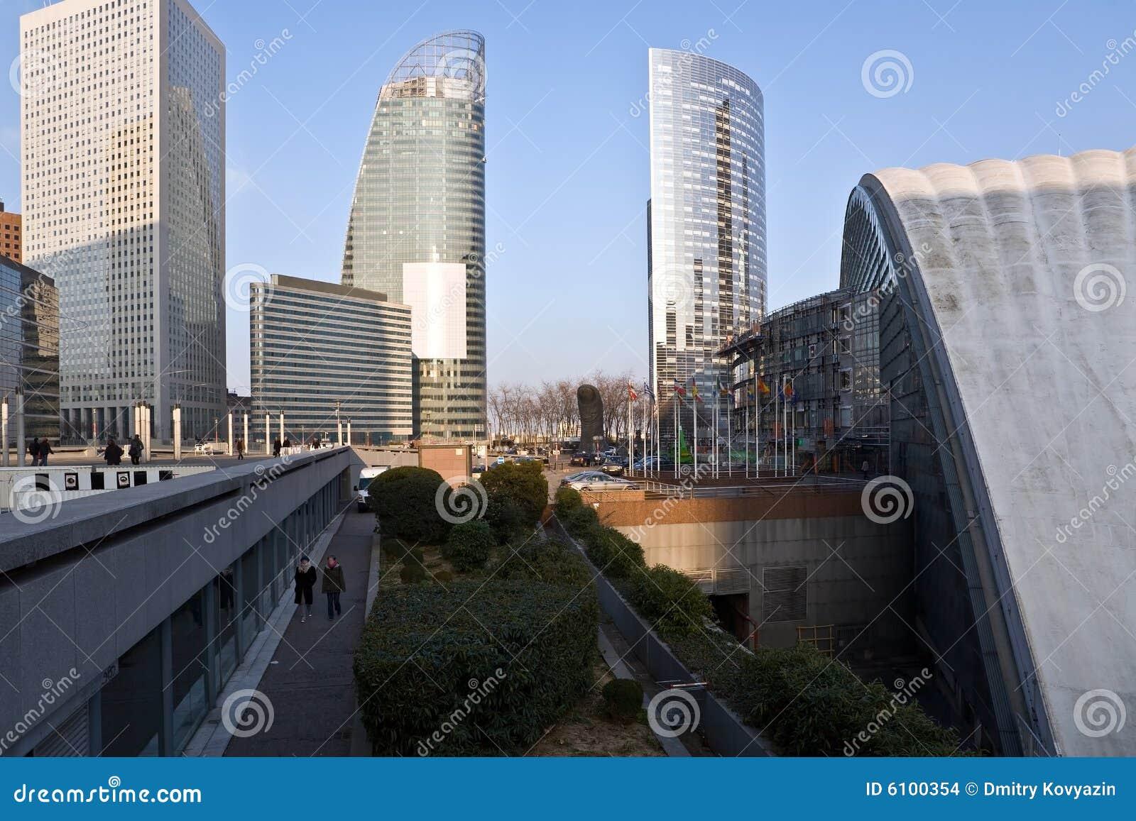 Ville de secteur d activité de Paris