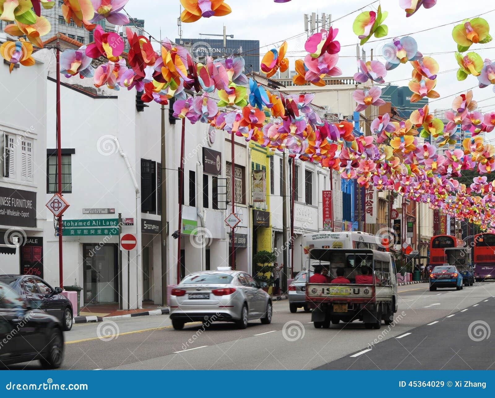 Ville de Singapour Chine
