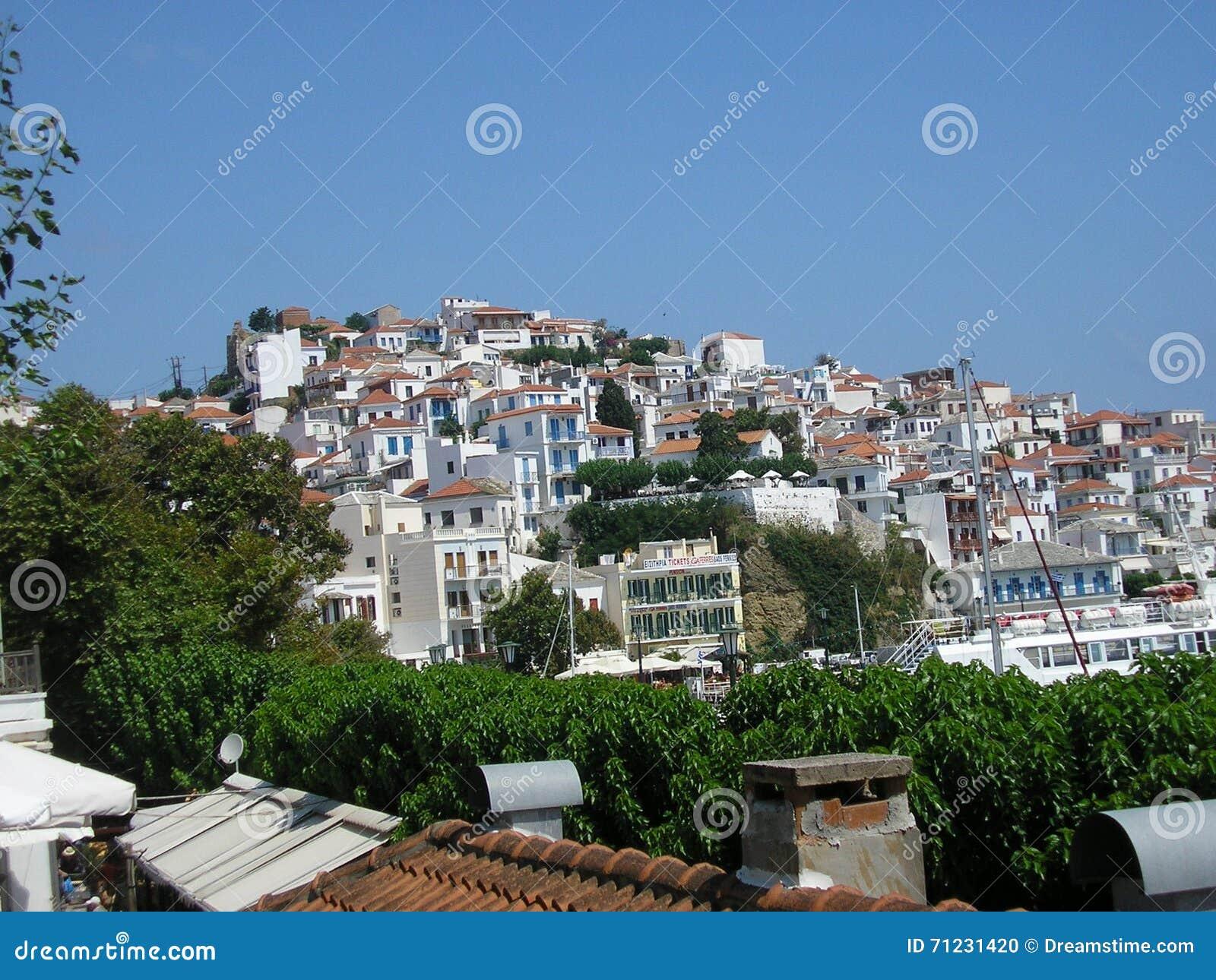 Ville de Skopolos