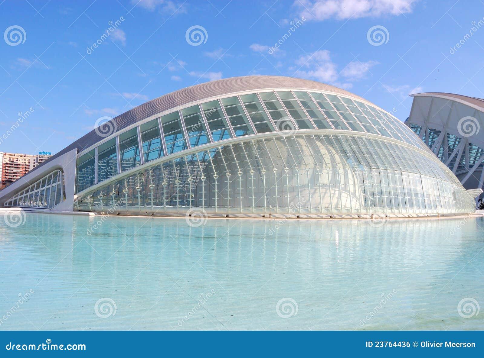 Ville de Valence, Espagne