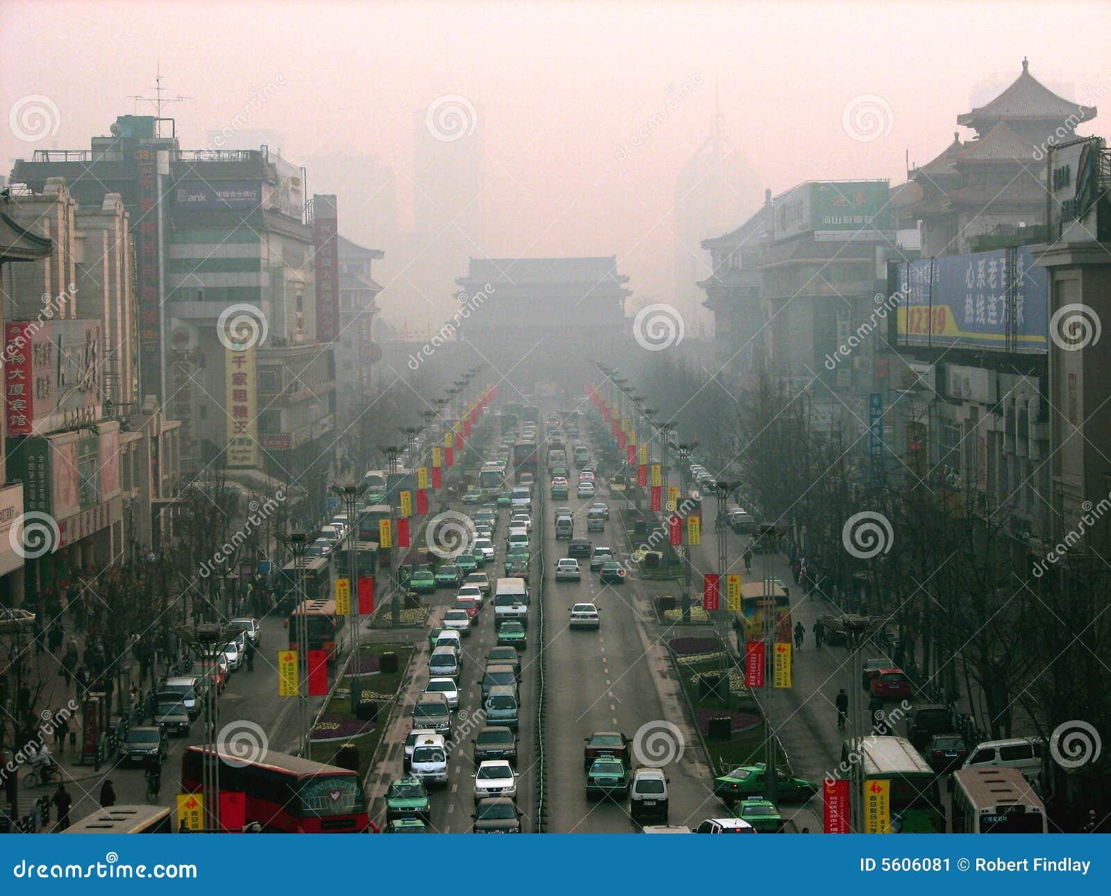 Ville de Xian