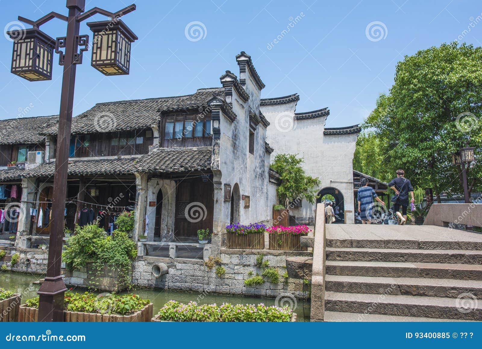 Ville de Zhejiang Huzhou Nanxun