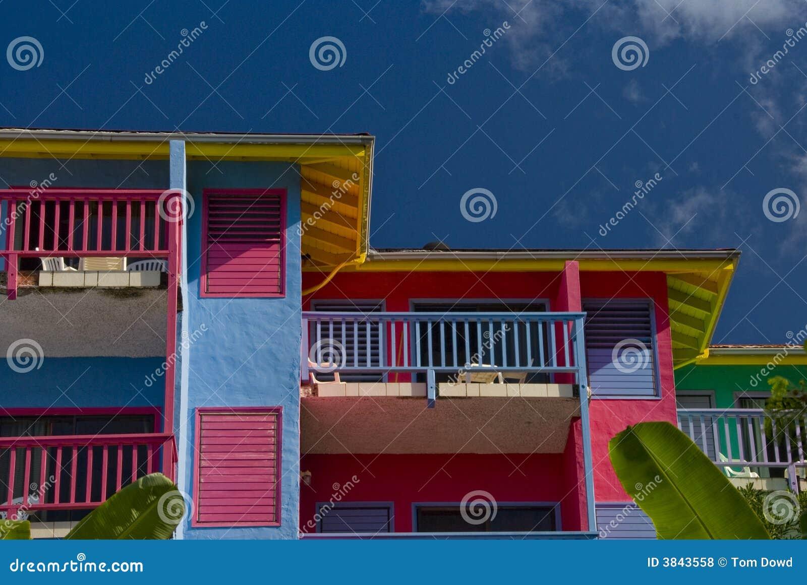 Ville del condominio alla baia di Leverick