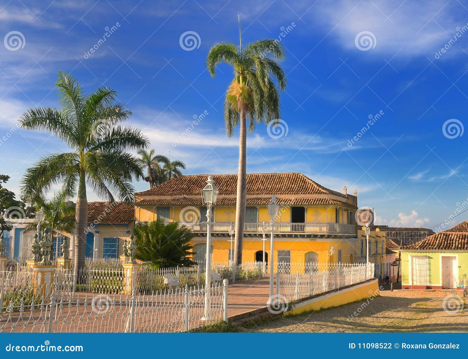Ville du Trinidad, Cuba
