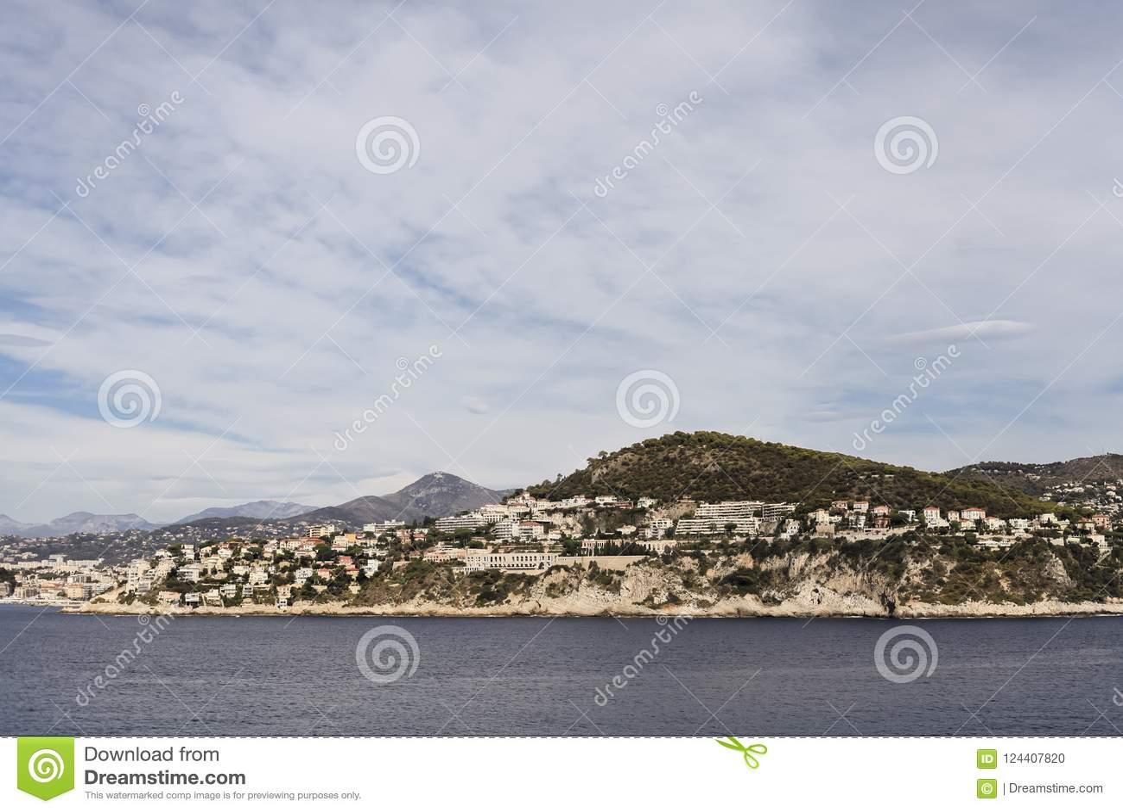 Ville -ville-franche su mer