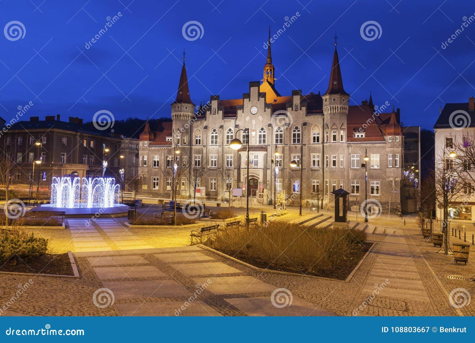 Ville hôtel de Walbrzych