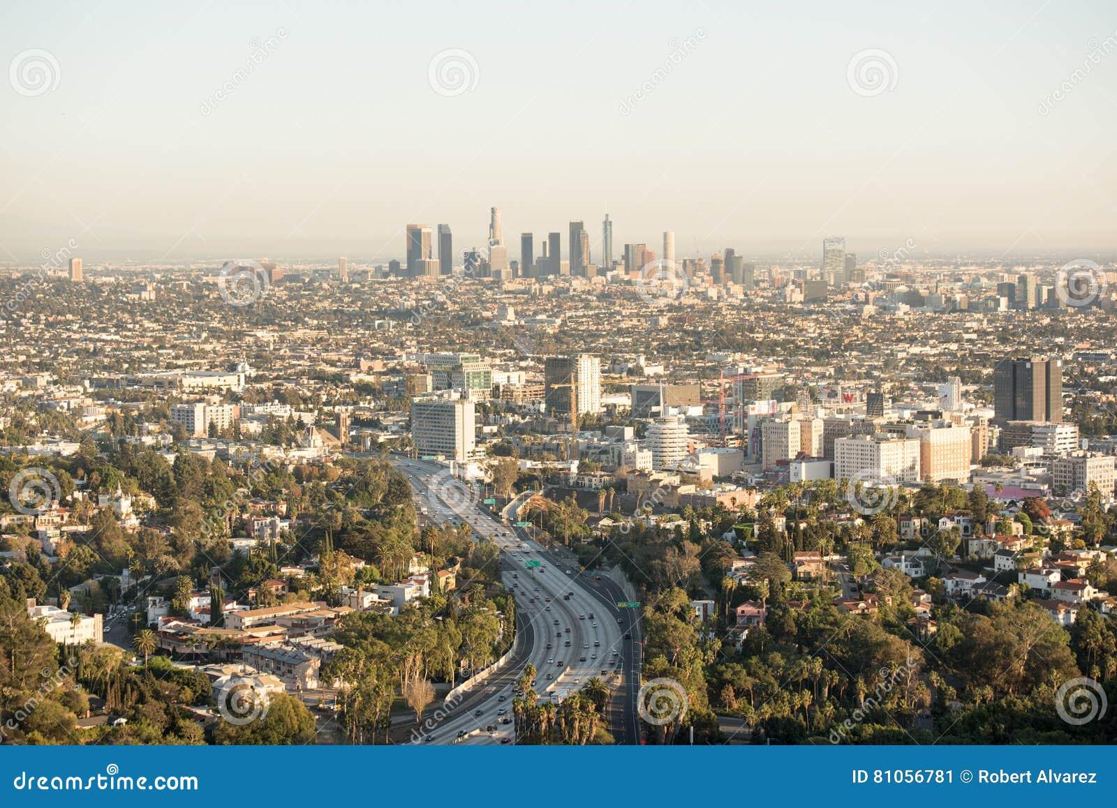 Ville informe de Los Angeles