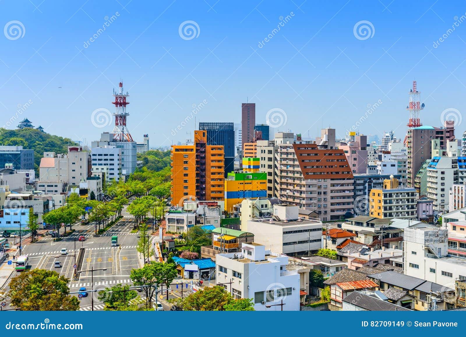 Ville Japon de Wakayama