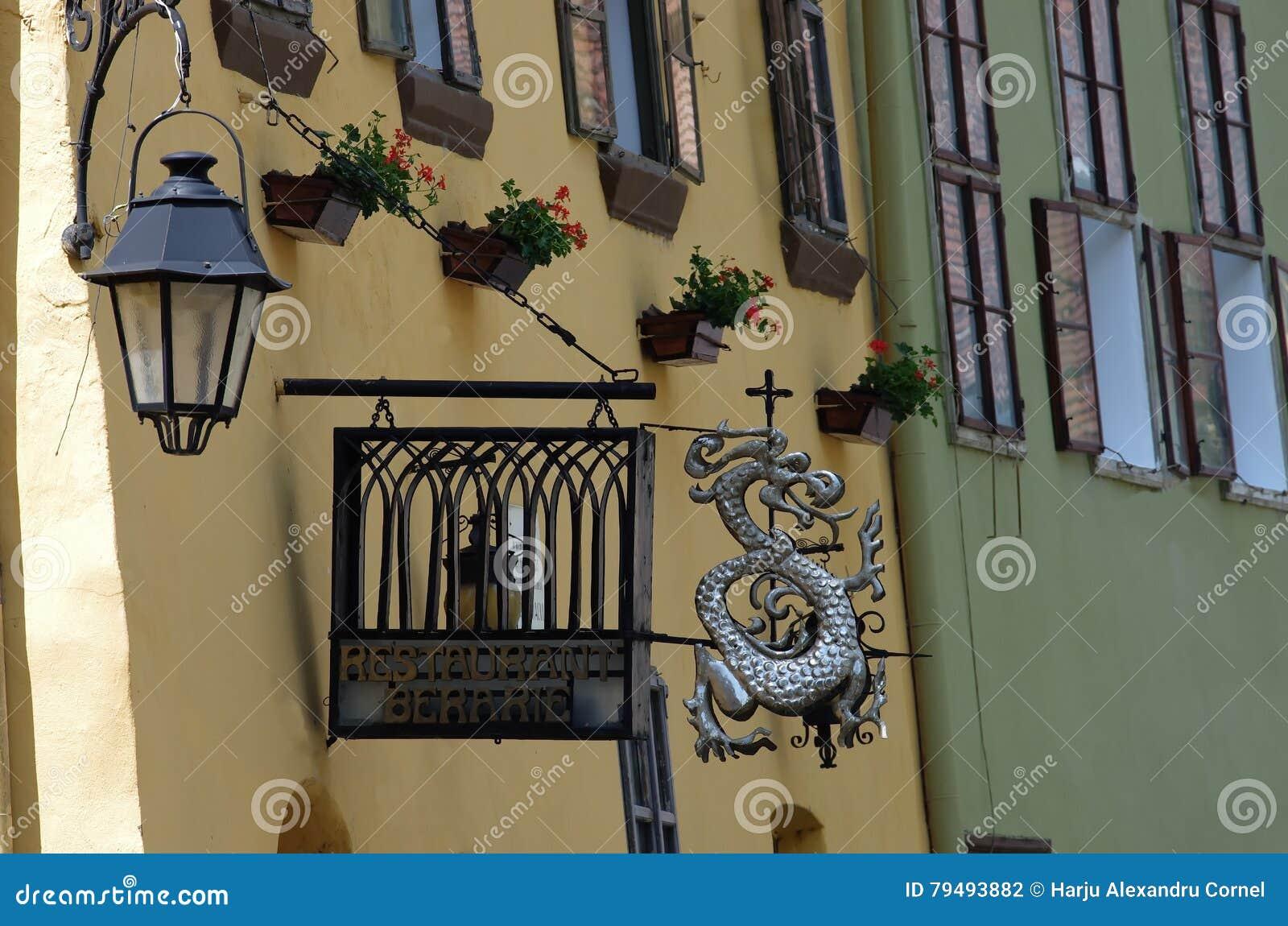 Ville médiévale de sighisoara
