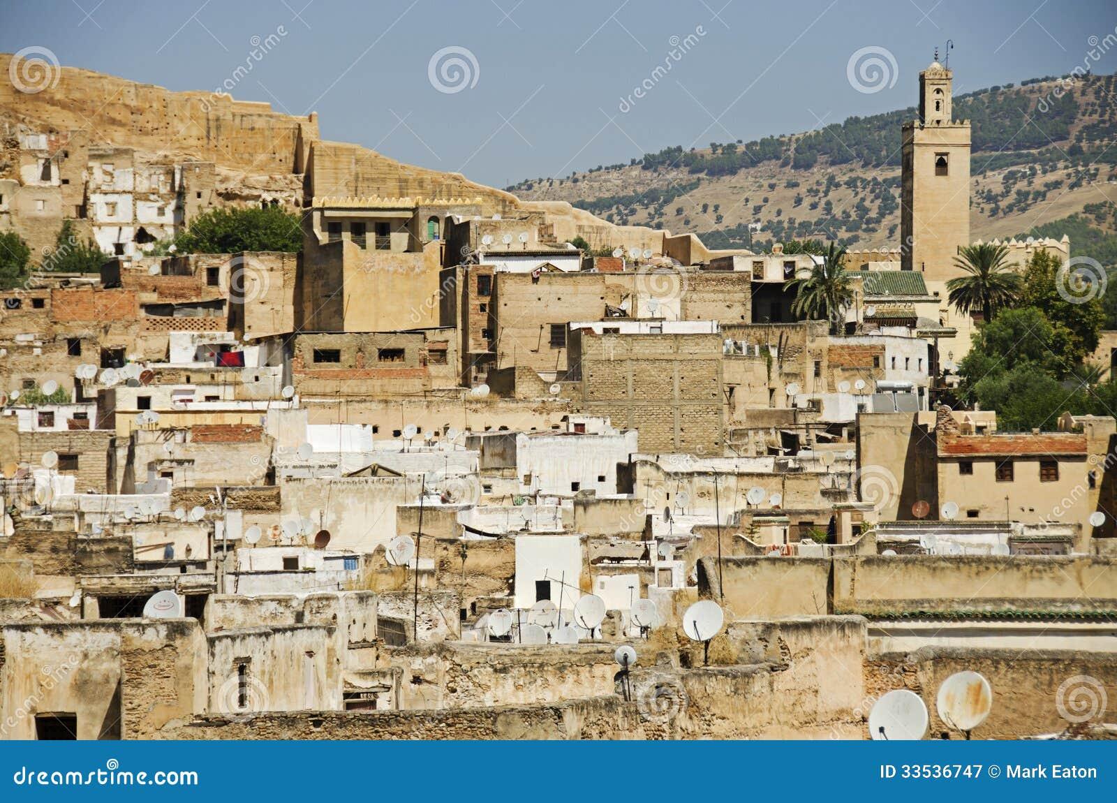 Ville marocaine de Fes